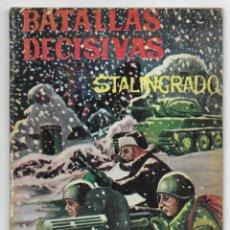 Tebeos: STALINGRADO BATALLAS DECISIVAS. EDICIONES GALAOR. Lote 220861902