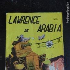 Tebeos: LAWRENCE DE ARABIA Nº 3. Lote 221405193