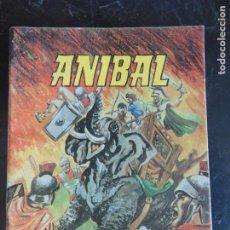 Livros de Banda Desenhada: ANIBAL. Lote 221405501