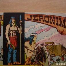 Tebeos: JERONIMO - NUNERO 3 - SU PRIMER COMBATE - EDICIONES GALAOR - EN PERFECTO ESTADO. Lote 221556756