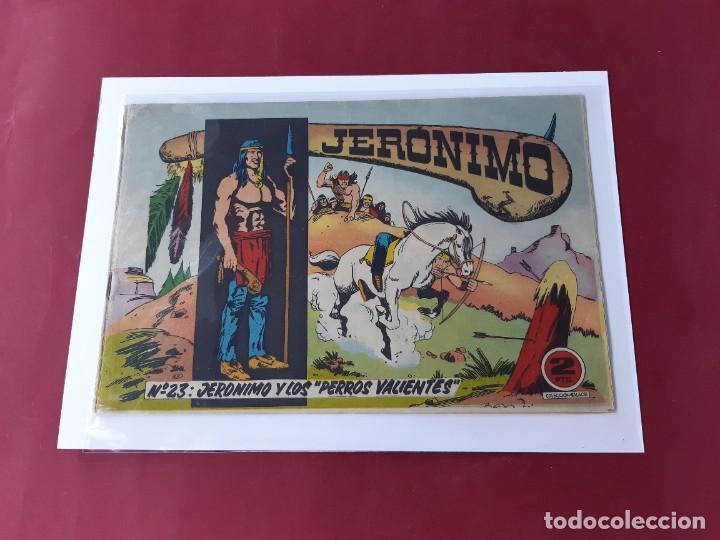 JERONIMO N° 23 -ORIGINAL (Tebeos y Comics - Galaor)
