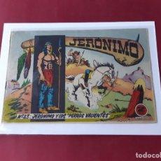 Tebeos: JERONIMO N° 23 -ORIGINAL. Lote 223813682