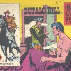 Tebeos: BUFALO BILL Nº8. GALAOR, 1965. JOAQUÍN BLÁZQUEZ. Lote 231470565
