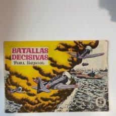 Tebeos: BATALLAS DECISIVAS. PEARL HARBOUR. EDICIONES GALAOR.. Lote 234861540