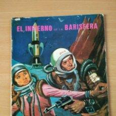 Tebeos: NOVELA GRAFICA DE CIENCIA FICCION DE EDICIONES GALAOR 1968. Lote 235818695