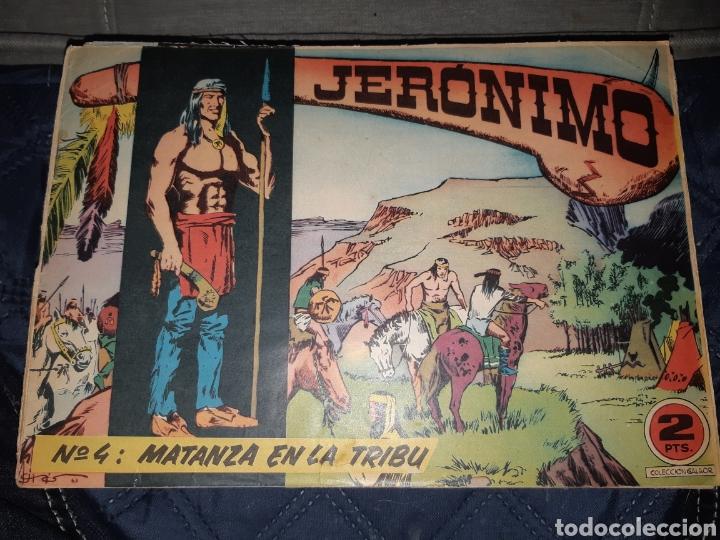 Tebeos: TEBEOS-COMICS GOYO - JERÓNIMO COMPLETA - GALAOR ORIGINAL - INCLUYE EL 66 NO PUBLICADO - AA99 - Foto 5 - 237740160