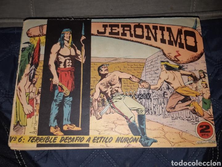 Tebeos: TEBEOS-COMICS GOYO - JERÓNIMO COMPLETA - GALAOR ORIGINAL - INCLUYE EL 66 NO PUBLICADO - AA99 - Foto 7 - 237740160