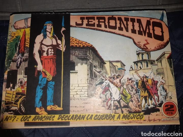 Tebeos: TEBEOS-COMICS GOYO - JERÓNIMO COMPLETA - GALAOR ORIGINAL - INCLUYE EL 66 NO PUBLICADO - AA99 - Foto 8 - 237740160