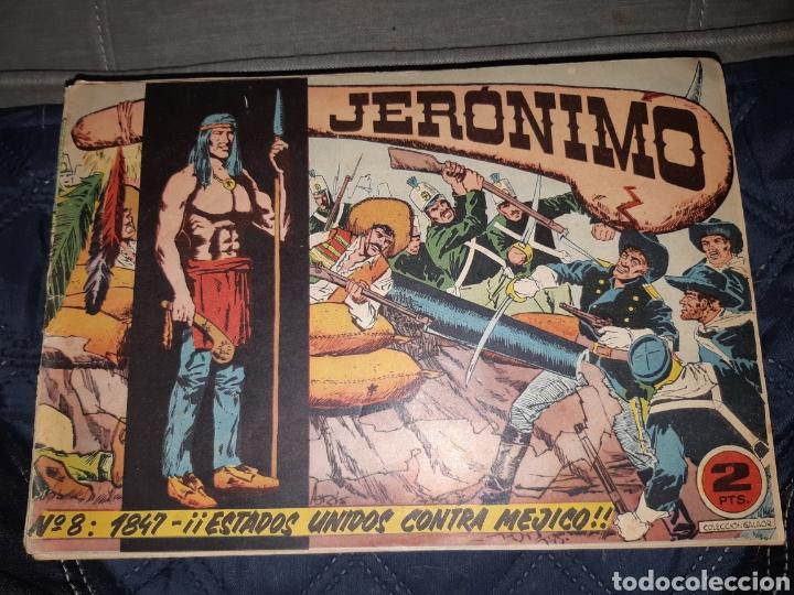 Tebeos: TEBEOS-COMICS GOYO - JERÓNIMO COMPLETA - GALAOR ORIGINAL - INCLUYE EL 66 NO PUBLICADO - AA99 - Foto 9 - 237740160