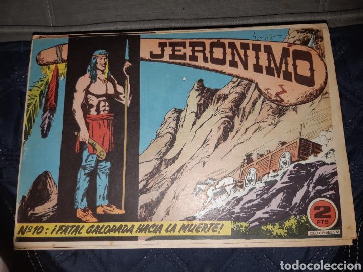 Tebeos: TEBEOS-COMICS GOYO - JERÓNIMO COMPLETA - GALAOR ORIGINAL - INCLUYE EL 66 NO PUBLICADO - AA99 - Foto 11 - 237740160