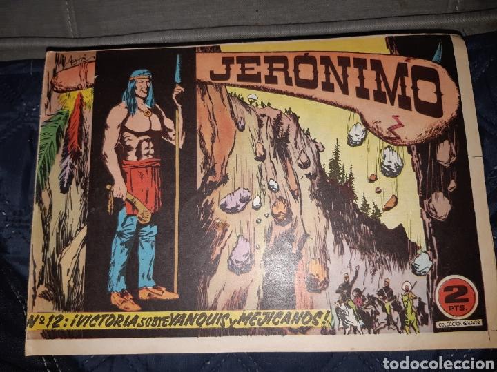 Tebeos: TEBEOS-COMICS GOYO - JERÓNIMO COMPLETA - GALAOR ORIGINAL - INCLUYE EL 66 NO PUBLICADO - AA99 - Foto 13 - 237740160