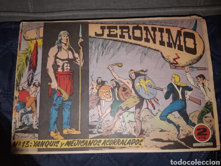 Tebeos: TEBEOS-COMICS GOYO - JERÓNIMO COMPLETA - GALAOR ORIGINAL - INCLUYE EL 66 NO PUBLICADO - AA99 - Foto 14 - 237740160