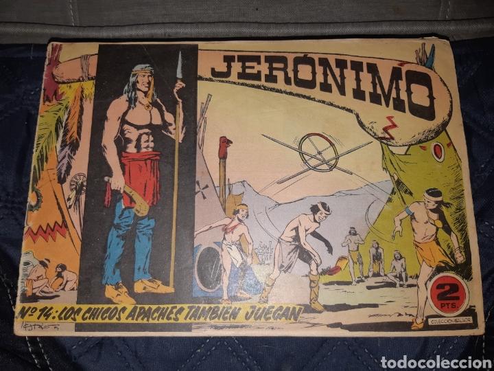 Tebeos: TEBEOS-COMICS GOYO - JERÓNIMO COMPLETA - GALAOR ORIGINAL - INCLUYE EL 66 NO PUBLICADO - AA99 - Foto 15 - 237740160
