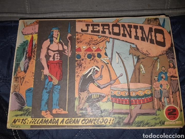 Tebeos: TEBEOS-COMICS GOYO - JERÓNIMO COMPLETA - GALAOR ORIGINAL - INCLUYE EL 66 NO PUBLICADO - AA99 - Foto 16 - 237740160