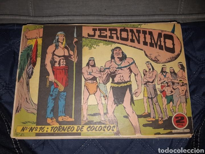 Tebeos: TEBEOS-COMICS GOYO - JERÓNIMO COMPLETA - GALAOR ORIGINAL - INCLUYE EL 66 NO PUBLICADO - AA99 - Foto 17 - 237740160