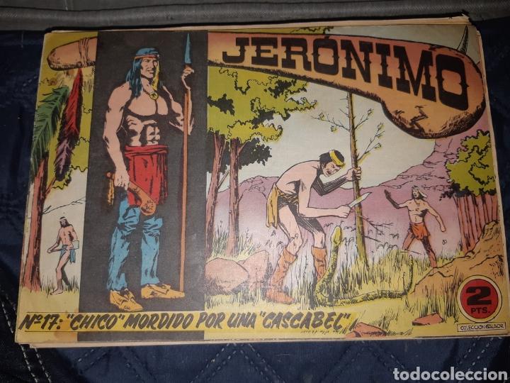 Tebeos: TEBEOS-COMICS GOYO - JERÓNIMO COMPLETA - GALAOR ORIGINAL - INCLUYE EL 66 NO PUBLICADO - AA99 - Foto 18 - 237740160