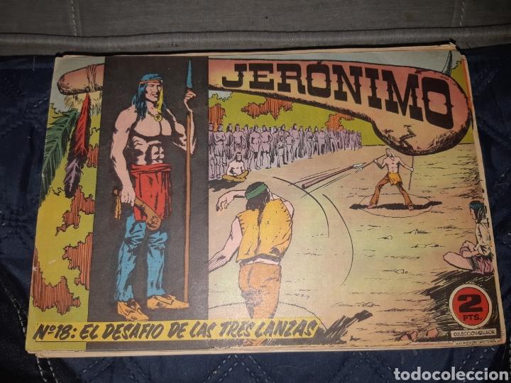 Tebeos: TEBEOS-COMICS GOYO - JERÓNIMO COMPLETA - GALAOR ORIGINAL - INCLUYE EL 66 NO PUBLICADO - AA99 - Foto 19 - 237740160