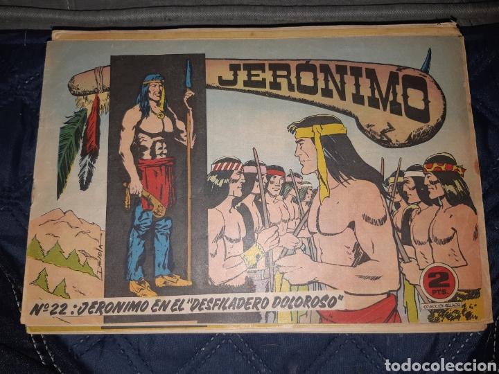 Tebeos: TEBEOS-COMICS GOYO - JERÓNIMO COMPLETA - GALAOR ORIGINAL - INCLUYE EL 66 NO PUBLICADO - AA99 - Foto 23 - 237740160