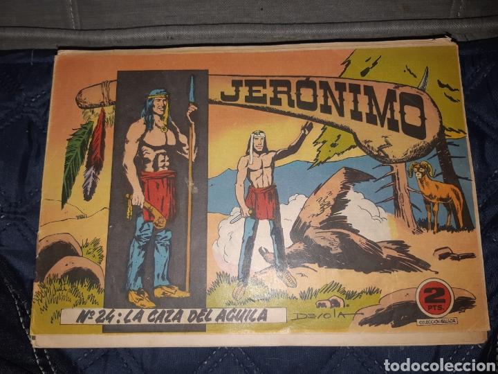 Tebeos: TEBEOS-COMICS GOYO - JERÓNIMO COMPLETA - GALAOR ORIGINAL - INCLUYE EL 66 NO PUBLICADO - AA99 - Foto 25 - 237740160