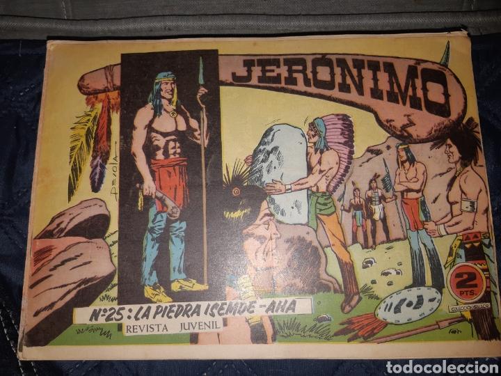 Tebeos: TEBEOS-COMICS GOYO - JERÓNIMO COMPLETA - GALAOR ORIGINAL - INCLUYE EL 66 NO PUBLICADO - AA99 - Foto 26 - 237740160