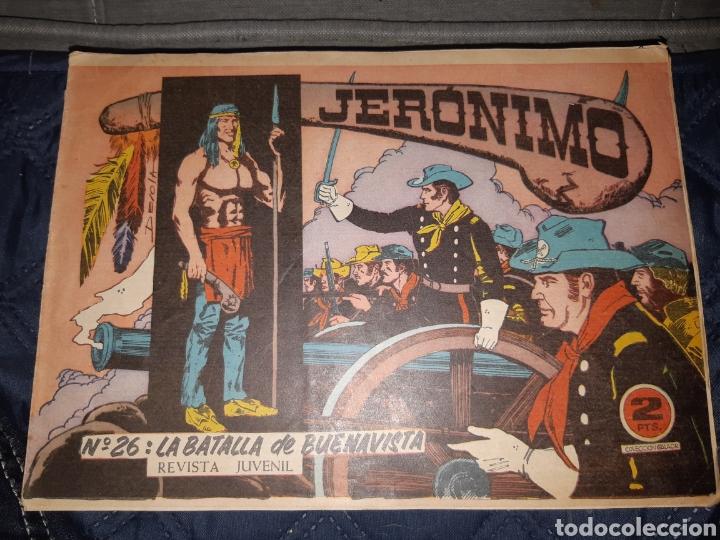 Tebeos: TEBEOS-COMICS GOYO - JERÓNIMO COMPLETA - GALAOR ORIGINAL - INCLUYE EL 66 NO PUBLICADO - AA99 - Foto 27 - 237740160