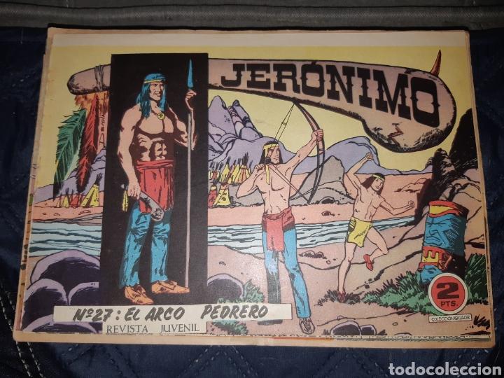 Tebeos: TEBEOS-COMICS GOYO - JERÓNIMO COMPLETA - GALAOR ORIGINAL - INCLUYE EL 66 NO PUBLICADO - AA99 - Foto 28 - 237740160
