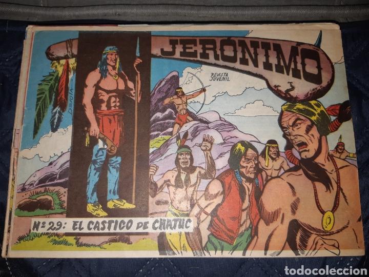 Tebeos: TEBEOS-COMICS GOYO - JERÓNIMO COMPLETA - GALAOR ORIGINAL - INCLUYE EL 66 NO PUBLICADO - AA99 - Foto 30 - 237740160