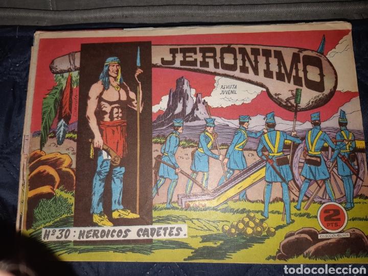 Tebeos: TEBEOS-COMICS GOYO - JERÓNIMO COMPLETA - GALAOR ORIGINAL - INCLUYE EL 66 NO PUBLICADO - AA99 - Foto 31 - 237740160