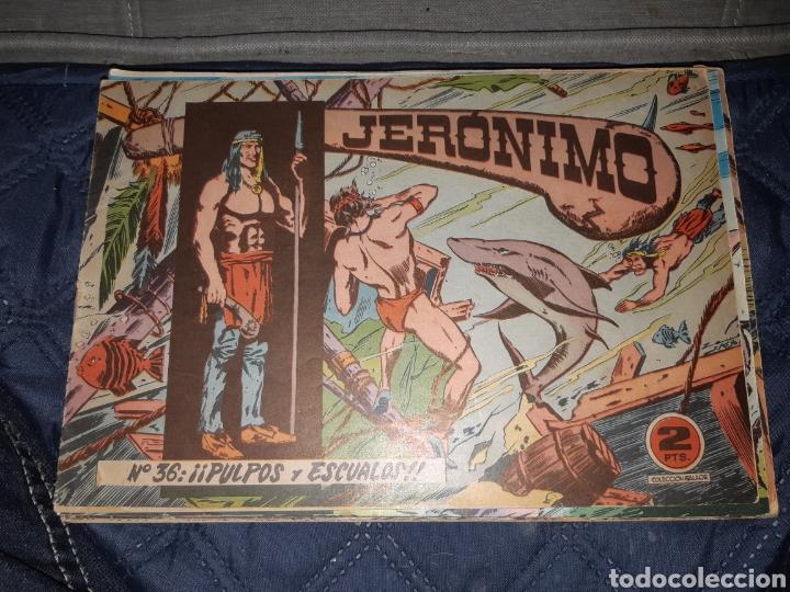 Tebeos: TEBEOS-COMICS GOYO - JERÓNIMO COMPLETA - GALAOR ORIGINAL - INCLUYE EL 66 NO PUBLICADO - AA99 - Foto 37 - 237740160