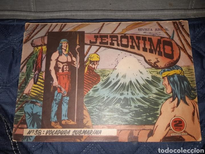 Tebeos: TEBEOS-COMICS GOYO - JERÓNIMO COMPLETA - GALAOR ORIGINAL - INCLUYE EL 66 NO PUBLICADO - AA99 - Foto 39 - 237740160