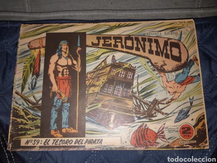 Tebeos: TEBEOS-COMICS GOYO - JERÓNIMO COMPLETA - GALAOR ORIGINAL - INCLUYE EL 66 NO PUBLICADO - AA99 - Foto 40 - 237740160