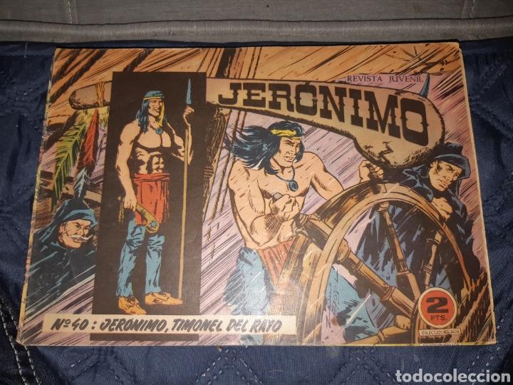 Tebeos: TEBEOS-COMICS GOYO - JERÓNIMO COMPLETA - GALAOR ORIGINAL - INCLUYE EL 66 NO PUBLICADO - AA99 - Foto 41 - 237740160