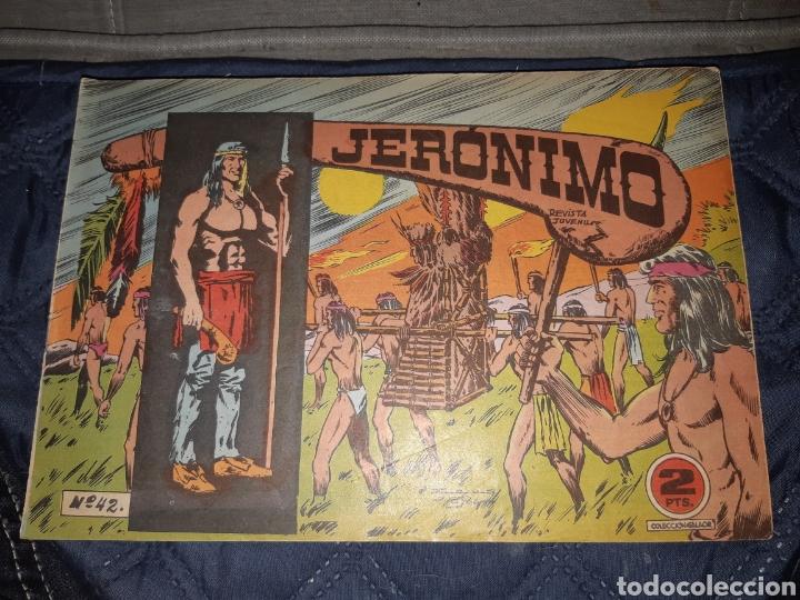 Tebeos: TEBEOS-COMICS GOYO - JERÓNIMO COMPLETA - GALAOR ORIGINAL - INCLUYE EL 66 NO PUBLICADO - AA99 - Foto 44 - 237740160