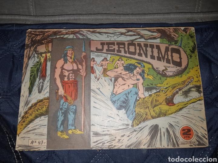 Tebeos: TEBEOS-COMICS GOYO - JERÓNIMO COMPLETA - GALAOR ORIGINAL - INCLUYE EL 66 NO PUBLICADO - AA99 - Foto 45 - 237740160