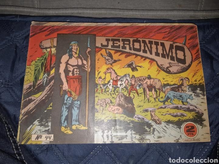 Tebeos: TEBEOS-COMICS GOYO - JERÓNIMO COMPLETA - GALAOR ORIGINAL - INCLUYE EL 66 NO PUBLICADO - AA99 - Foto 46 - 237740160