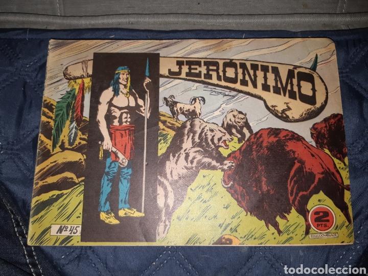 Tebeos: TEBEOS-COMICS GOYO - JERÓNIMO COMPLETA - GALAOR ORIGINAL - INCLUYE EL 66 NO PUBLICADO - AA99 - Foto 47 - 237740160