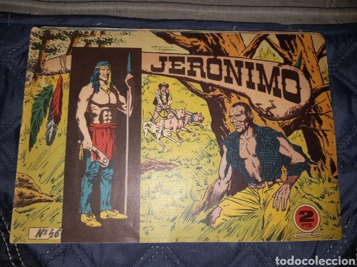 Tebeos: TEBEOS-COMICS GOYO - JERÓNIMO COMPLETA - GALAOR ORIGINAL - INCLUYE EL 66 NO PUBLICADO - AA99 - Foto 48 - 237740160