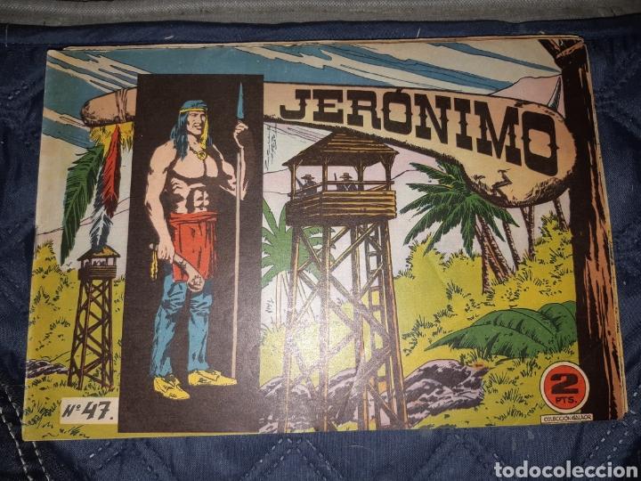 Tebeos: TEBEOS-COMICS GOYO - JERÓNIMO COMPLETA - GALAOR ORIGINAL - INCLUYE EL 66 NO PUBLICADO - AA99 - Foto 49 - 237740160