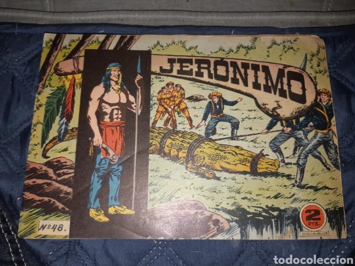 Tebeos: TEBEOS-COMICS GOYO - JERÓNIMO COMPLETA - GALAOR ORIGINAL - INCLUYE EL 66 NO PUBLICADO - AA99 - Foto 50 - 237740160