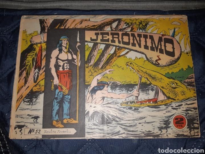 Tebeos: TEBEOS-COMICS GOYO - JERÓNIMO COMPLETA - GALAOR ORIGINAL - INCLUYE EL 66 NO PUBLICADO - AA99 - Foto 54 - 237740160
