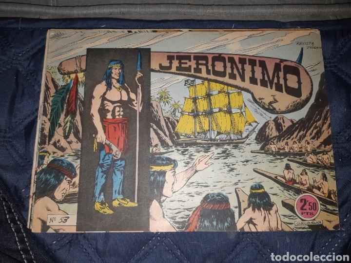 Tebeos: TEBEOS-COMICS GOYO - JERÓNIMO COMPLETA - GALAOR ORIGINAL - INCLUYE EL 66 NO PUBLICADO - AA99 - Foto 55 - 237740160