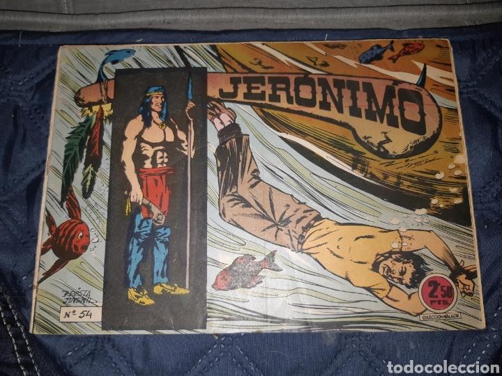 Tebeos: TEBEOS-COMICS GOYO - JERÓNIMO COMPLETA - GALAOR ORIGINAL - INCLUYE EL 66 NO PUBLICADO - AA99 - Foto 56 - 237740160