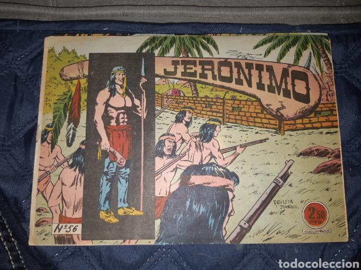Tebeos: TEBEOS-COMICS GOYO - JERÓNIMO COMPLETA - GALAOR ORIGINAL - INCLUYE EL 66 NO PUBLICADO - AA99 - Foto 58 - 237740160
