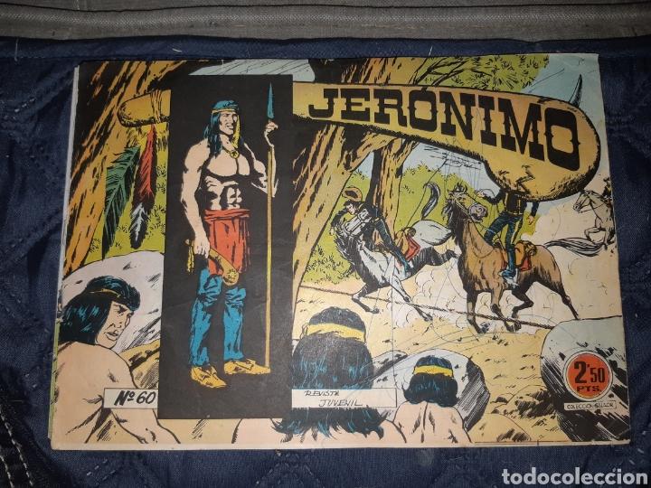 Tebeos: TEBEOS-COMICS GOYO - JERÓNIMO COMPLETA - GALAOR ORIGINAL - INCLUYE EL 66 NO PUBLICADO - AA99 - Foto 62 - 237740160