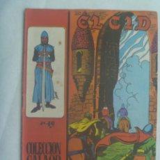 Tebeos: EL CID , Nº 19 . EDICIONES GALAOR 1966. Lote 240486375