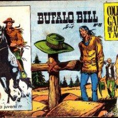 Giornalini: COMIC COLECCION BUFALO BILL Nº 18 EDITORIAL GALAOR. Lote 248016480