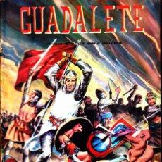 Tebeos: COMIC NOVELA GRAFICA COLECCION BATALLAS DECISIVAS GUADALETE EDITORIAL GALAOR. Lote 257271710
