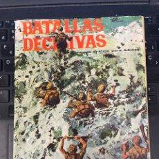 Tebeos: BATALLAS DECISIVAS PEARL HARBOUR 8 PTAS.. Lote 258265565