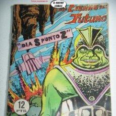 Tebeos: LA TIERRA DEL FUTURO Nº 7, DIA S PUNTO Z, ED. GALAOR, MUY DIFICIL, CIENCIA FICCION. Lote 263076690