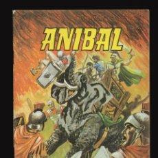 Livros de Banda Desenhada: ANÍBAL (NOVELA GRÁFICA) - GALAOR / NÚMERO 2. Lote 263641325